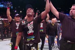 Anderson Silva earns win at UFC 183