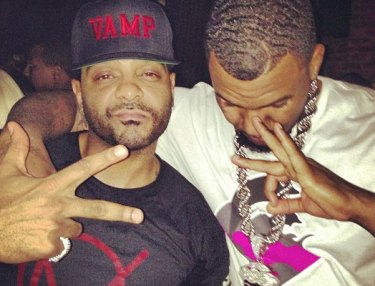 The Game and Jim Jones