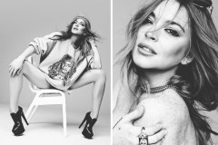 Lindsay Lohan For Hunger Magazine