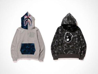 A Bathing Ape x Undefeated Spring 2015 Capsule Collection