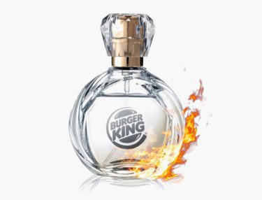 Whopper-Scented Fragrance by Burger King