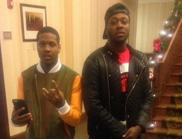 Lil Durk and Chino Dolla