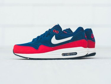 Nike Air Max 1 Navy/Red