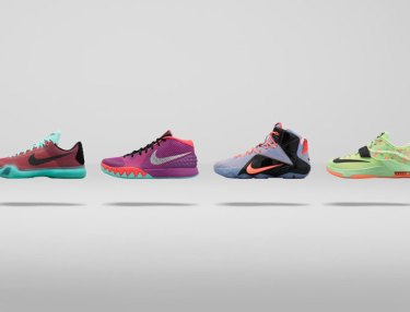 Nike Basketball 2015 Easter Collection