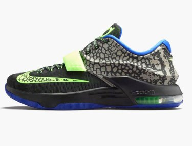 Nike KD7 'Electric Eel'