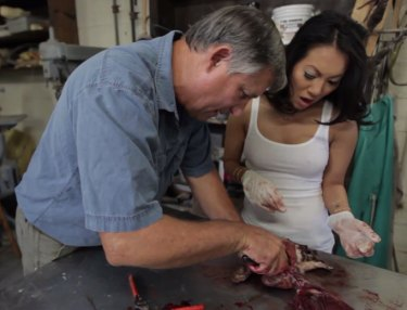 Hobbies With Asa Akira: Taxidermy (Ep. 2)