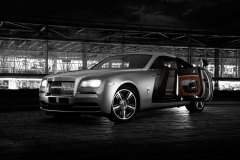 Rolls-Royce Unveils Wraith 'Inspired by Film' Edition
