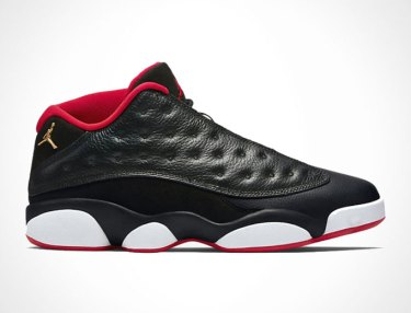 Air Jordan 13 Retro Low - Bred