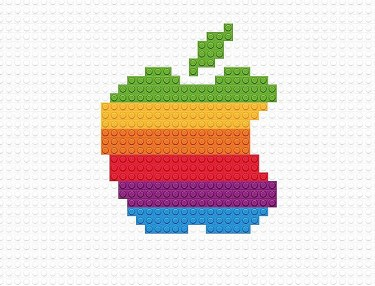 Famous Brand Logos Digitally Redesigned With LEGO Bricks