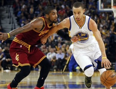 Best Handle: Stephen Curry Or Kyrie Irving?