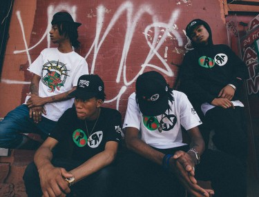 Pro Era x Crooks & Castles 'PROSxCONS' Collection