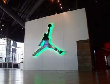 Inside The Jordan Brand 'First To Fly' Event Las Vegas