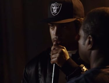 Behind The Scenes Of 'Straight Outta Compton' With N.W.A.