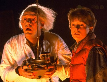 9 Things You Didn't Know About 'Back To The Future'