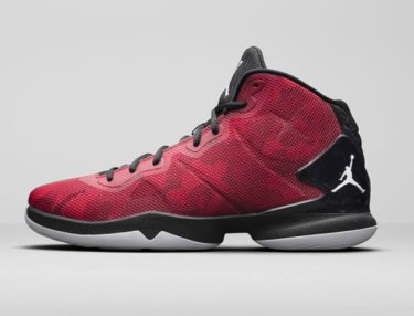 Jordan Super.Fly 4 - Gym Red/Black