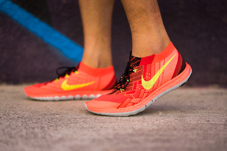 Closer Look At The Nike Free 3.0 Flyknit