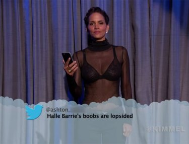 Jimmy Kimmel's Mean Tweets (LIVE)