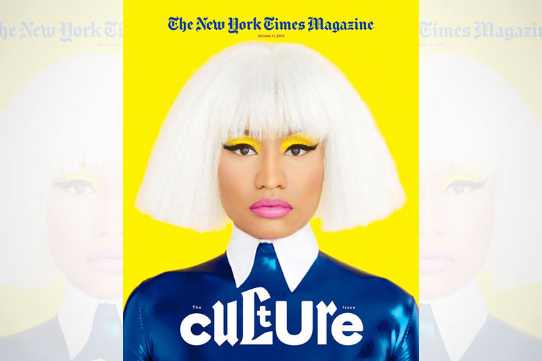 Nicki Minaj - The New York Times Magazine