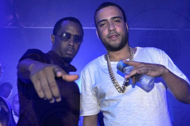 Diddy and French Montana