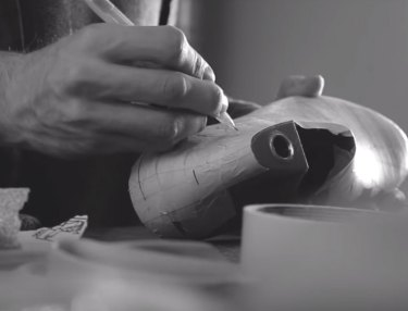 JBF Customs Walks Us Through Making Custom Sneaker From Scratch