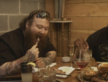 Action Bronson - F*ck, That's Delicious