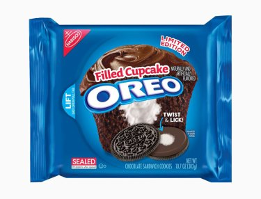 Nabisco Introduces 'Filled Cupcake' Oreos