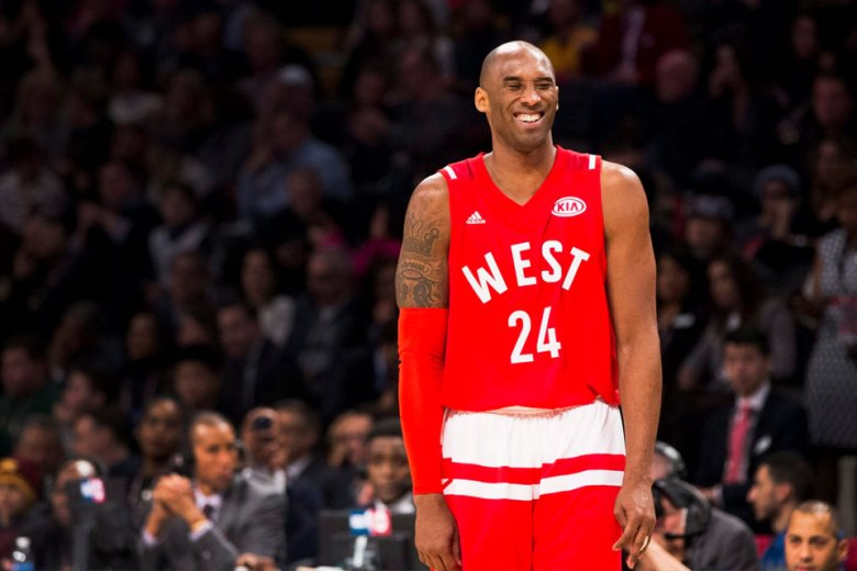 Kobe Bryant at 2016 NBA All-Star Game