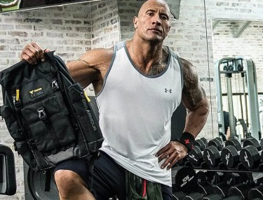 Under Armour x Project Rock Bag Collection