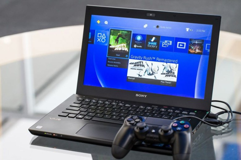 You Can Now Play PlayStation 4 Games on Your PC