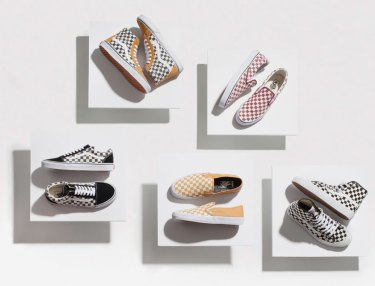 Vans Spring 2016 Checkerboard Collection