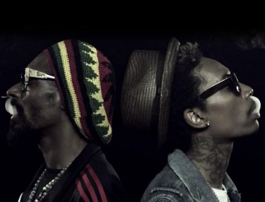 Snoop Dogg and Wiz Khalifa