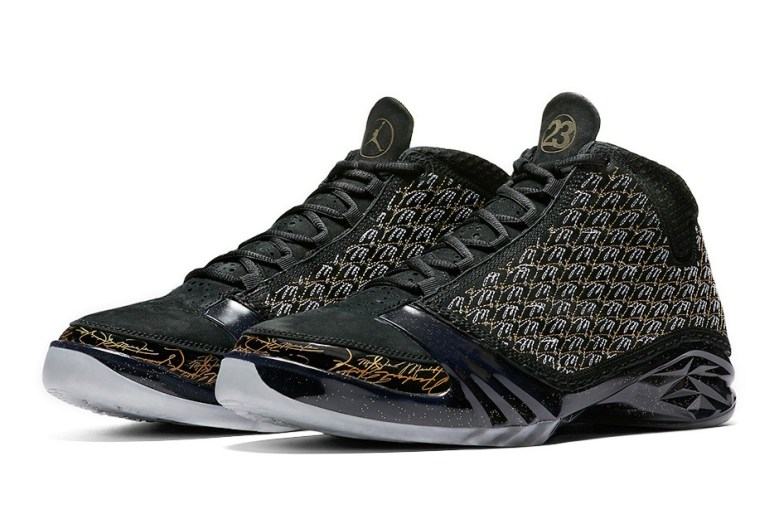 Black Air Jordan XX3 Trophy Room