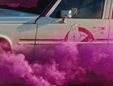 Lyft Offering Free Rides in Ghostbusters Ecto-1