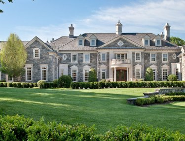 The Stone Mansion