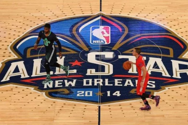NBA All-Star Game headed by to NOLA