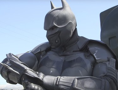 Batman Suit Guinness World Records