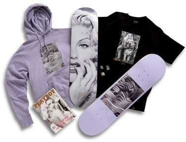 Primitive Skateboarding x Anna Nicole Smith Capsule