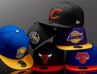 NBA x New Era merch