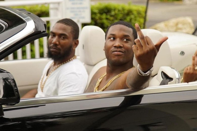 Omelly and Meek Mill