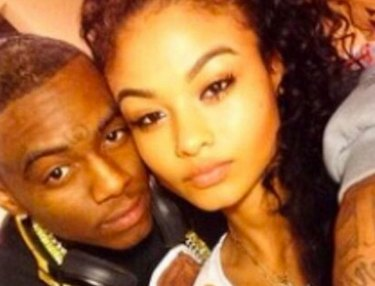 Soulja Boy and India Love