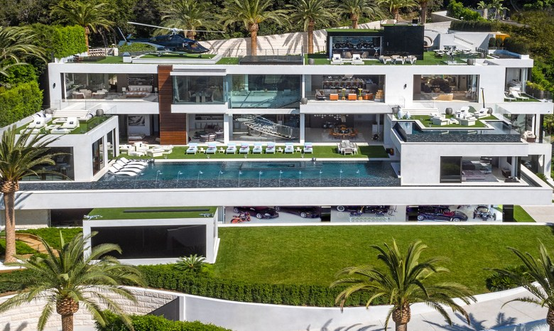$250 Million Bel-Air Mansion: A Full Look