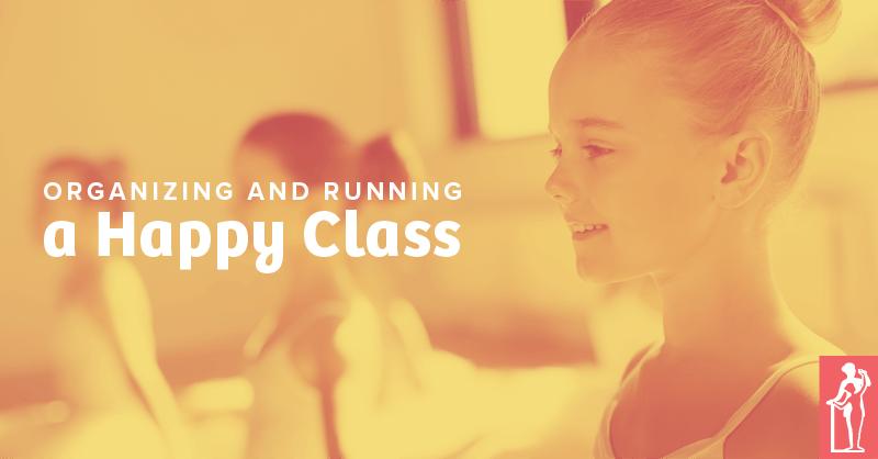 Teaching a Happy Class