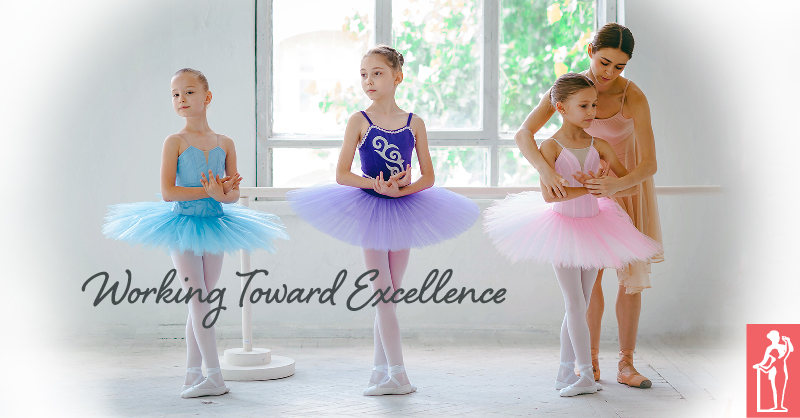 Working Toward Ballet Excellence
