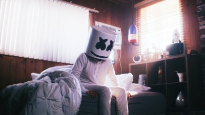 Marshmello Alone Wallpaper 05893 - Baltana