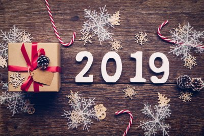 New Year 2019 Wallpapers HD Backgrounds, Images, Pics, Photos Free Download - Baltana