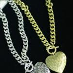 Heart pendants at Trillum