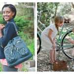 A stylish diaper bag at Wee Chic