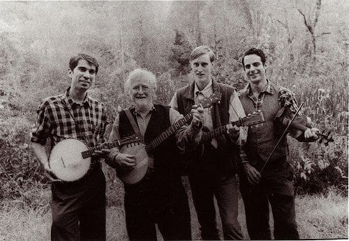 L to R: Eli Smith, John Cohen, et al