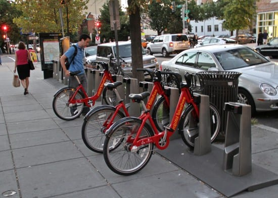 "Washington's ""Capital Bike Share"""