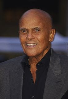 Harry Belafonte. Photo via wikimedia commons.